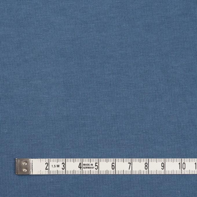 コットン×無地(ブルーグレー)×天竺ニット_全3色 イメージ4
