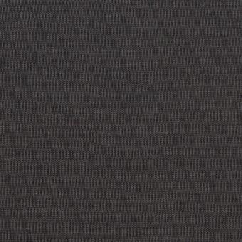 コットン×無地(チャコールグレー)×天竺ニット_全3色