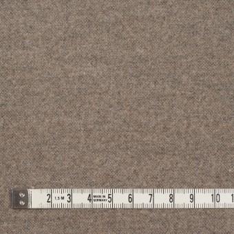 コットン×無地(オートミール)×フランネル_イタリア製 サムネイル4