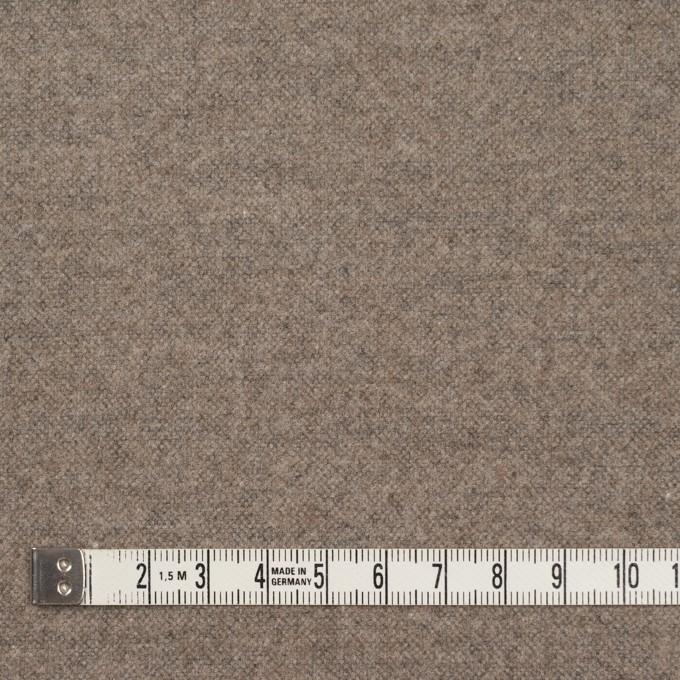 コットン×無地(オートミール)×フランネル_イタリア製 イメージ4