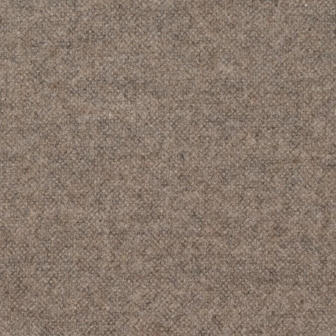 コットン×無地(オートミール)×フランネル_イタリア製 イメージ1