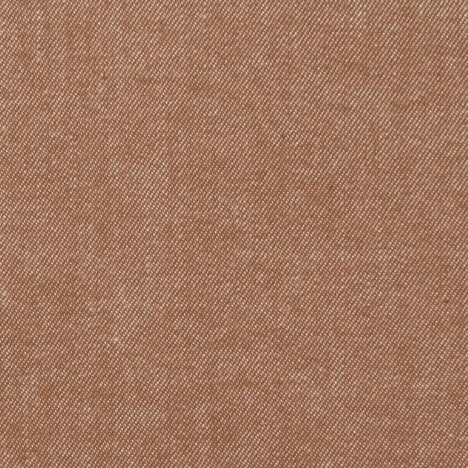 コットン×無地(マロン)×ビエラ_全3色 イメージ1