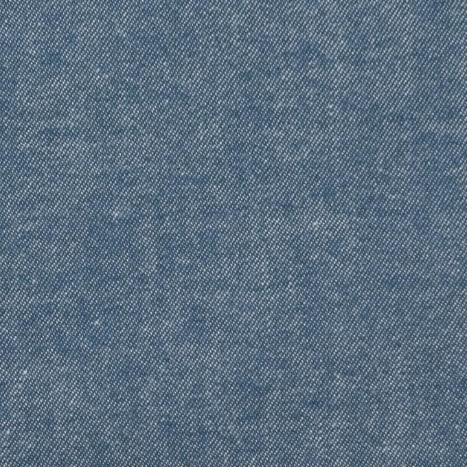 コットン×無地(サックスグレー)×ビエラ_全3色 イメージ1