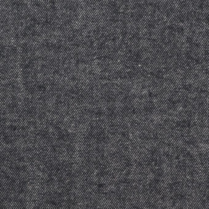 コットン×無地(チャコールグレー)×ビエラ_全3色 イメージ1