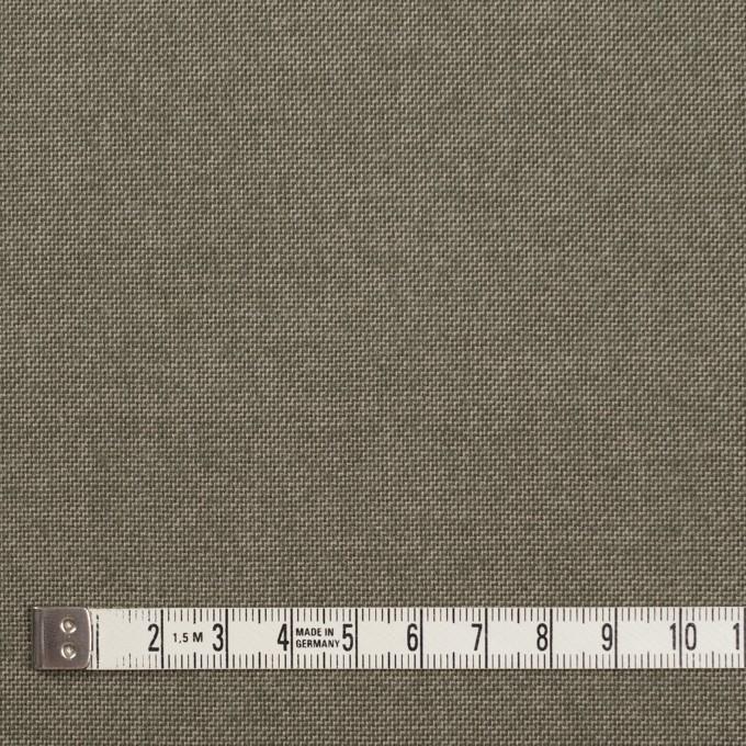 コットン×無地(カーキグリーン)×かわり織 イメージ4