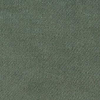 コットン&ポリエステル混×無地(エメラルドグリーン)×ベッチンワッシャーストレッチ