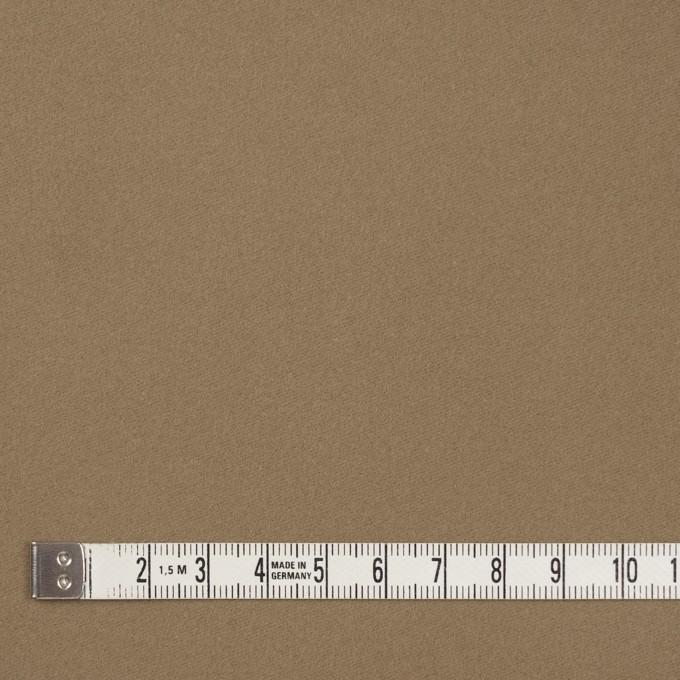 コットン×無地(カーキ)×モールスキン_全3色_イタリア製 イメージ4