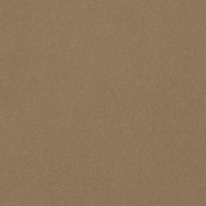コットン×無地(カーキ)×モールスキン_全3色_イタリア製 イメージ1