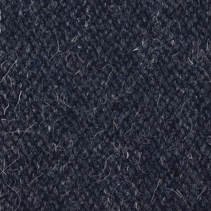 ウール&ナイロン×ミックス(アイアンネイビー)×ツイード イメージ1