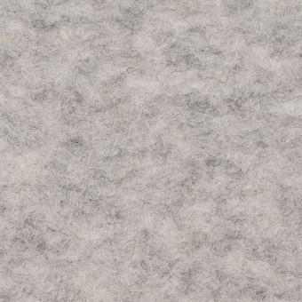 ウール&アクリル混×無地(ライトグレー)×ループニット サムネイル1