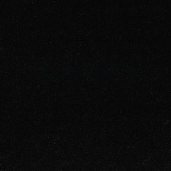 ポリエステル&ポリウレタン×無地(ブラック)×ニットベロア サムネイル1