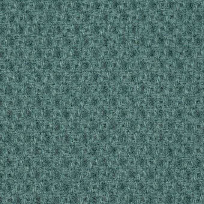 ウール×無地(クロムグリーン)×かわり織_全3色 イメージ1