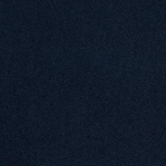 コットン×無地(ネイビー)×モールスキン サムネイル1