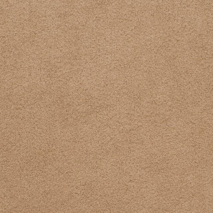 ポリエステル&ポリウレタン×無地(オークルベージュ)×スエード(人工皮革)_全3色 イメージ1