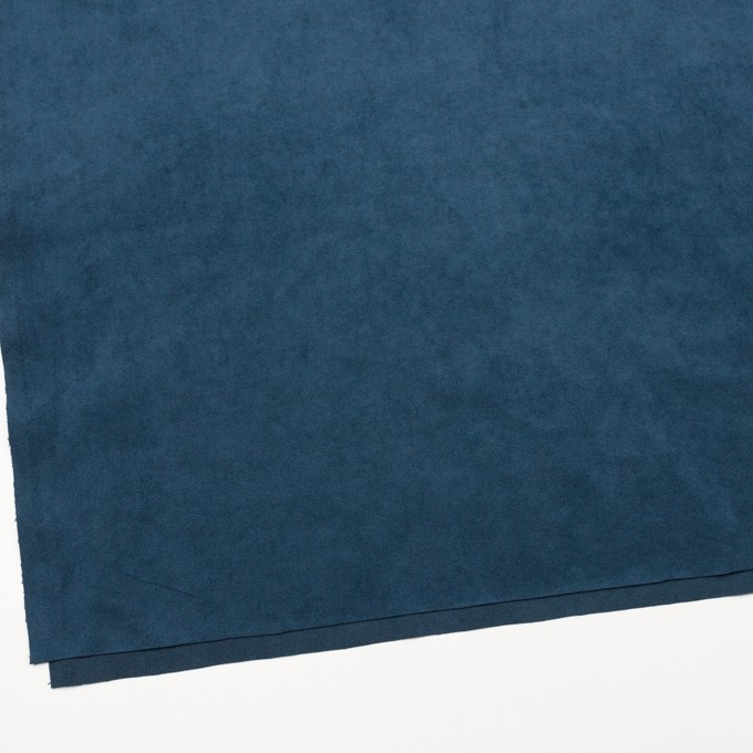 ポリエステル&ポリウレタン×無地(アイアンブルー)×スエード(人工皮革)_全3色 イメージ2