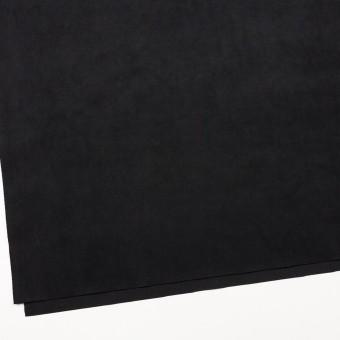 ポリエステル&ポリウレタン×無地(ブラック)×スエード(人工皮革)_全3色 サムネイル2