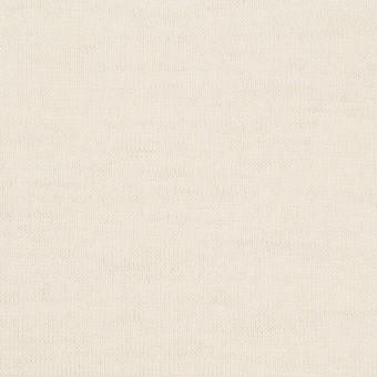 ウール×無地(クリーム)×天竺ニット サムネイル1