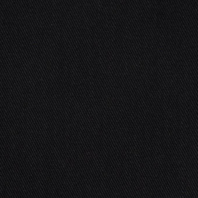 コットン×無地(ブラック)×ビエラ_全2色 イメージ1