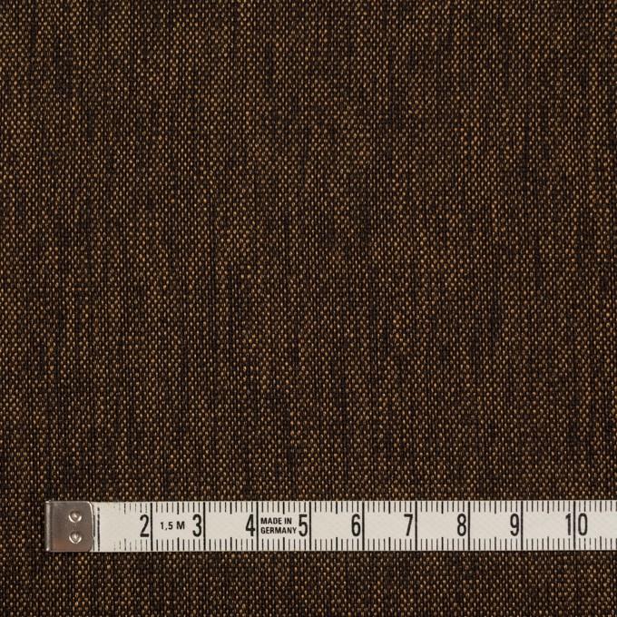 ウール&ナイロン混×無地(ブロンズ)×ツイードストレッチ イメージ4