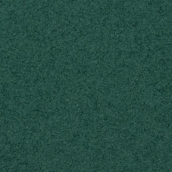 ウール×無地(ジャスパーグリーン)×圧縮ループニット イメージ1