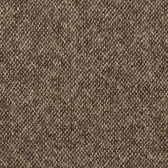 ウール&ポリエステル混×無地(キナリ&ブラウン)×ツイードストレッチ_全5色 サムネイル1