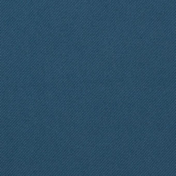 コットン×無地(アイアンブルー)×チノクロス_全7色 イメージ1