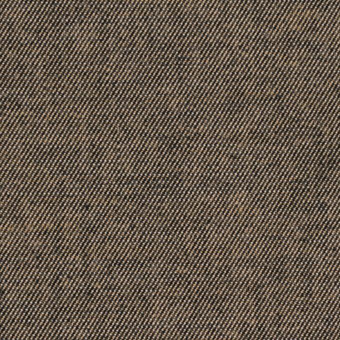 コットン&キュプラ混×無地(ブロンズ)×ビエラ イメージ1