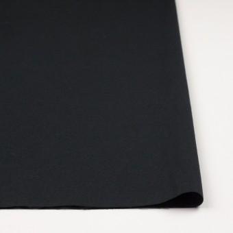 コットン&キュプラ混×無地(ブラック)×ビエラ サムネイル3