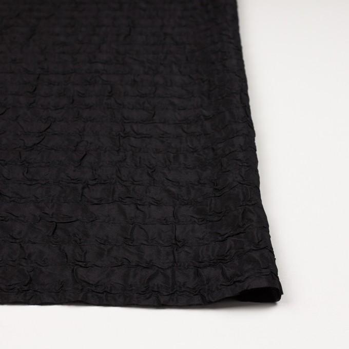 ポリエステル×無地(ブラック)×フクレジャガード イメージ3