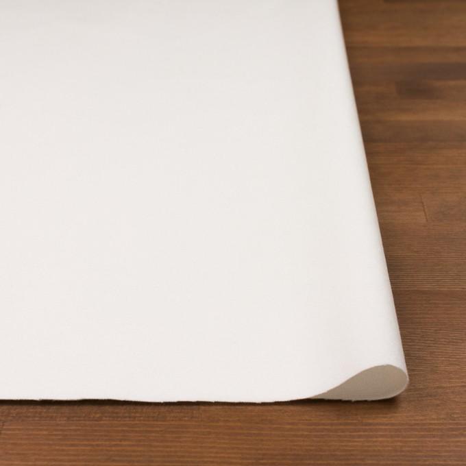 コットン×無地(オフホワイト)×フランネル_全8色 イメージ3