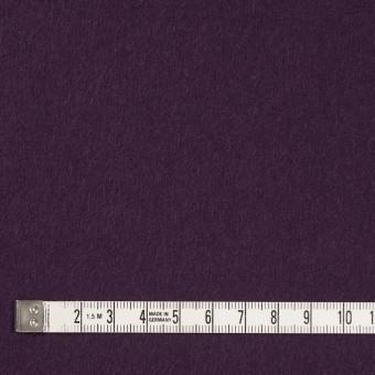 コットン×無地(パープル)×フランネル_全8色 サムネイル4