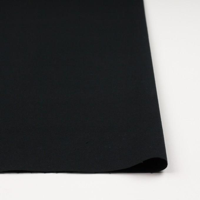 コットン×無地(ブラック)×フランネル_全8色 イメージ3