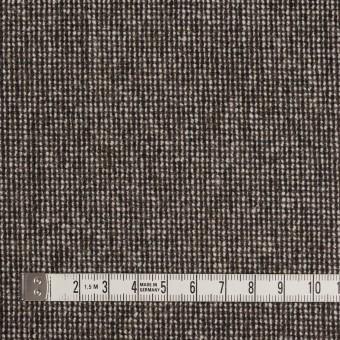 ウール&ナイロン混×ミックス(ブラウン)×ツイードストレッチ_全2色 サムネイル4