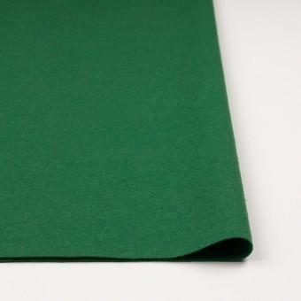 ウール&ナイロン×無地(グリーン)×圧縮ニット サムネイル3