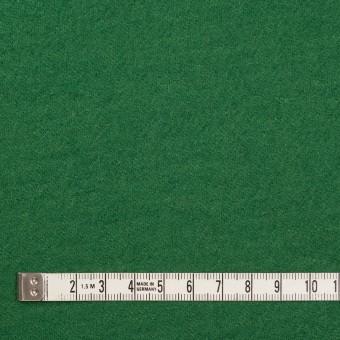 ウール&ナイロン×無地(グリーン)×圧縮ニット サムネイル4