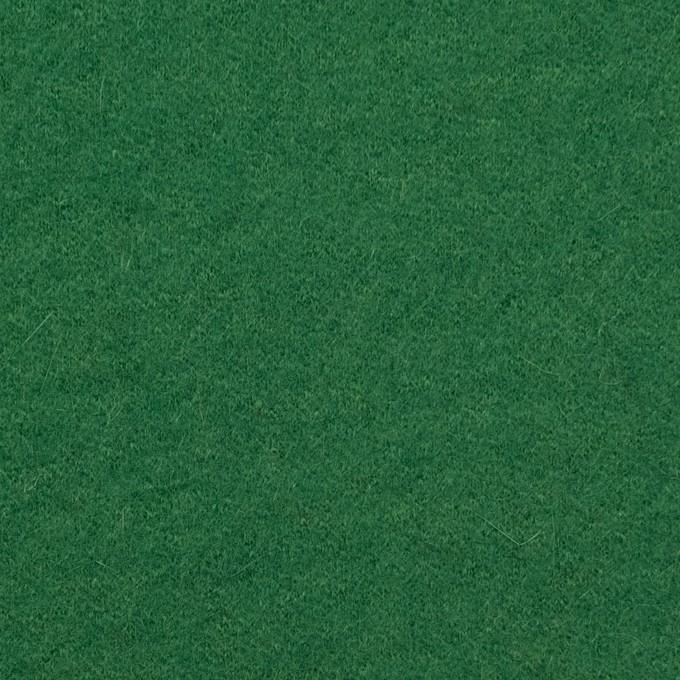ウール&ナイロン×無地(グリーン)×圧縮ニット イメージ1
