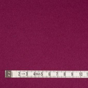 ウール&ナイロン混×無地(チリアンパープル)×ビーバー_全3色 サムネイル4