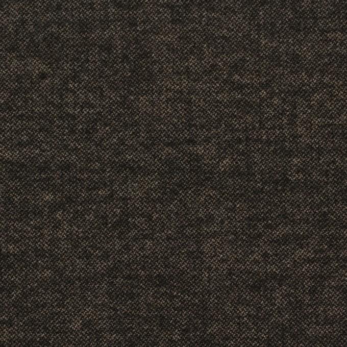 ポリエステル&レーヨン混×無地(アッシュブラウン)×かわり織 イメージ1