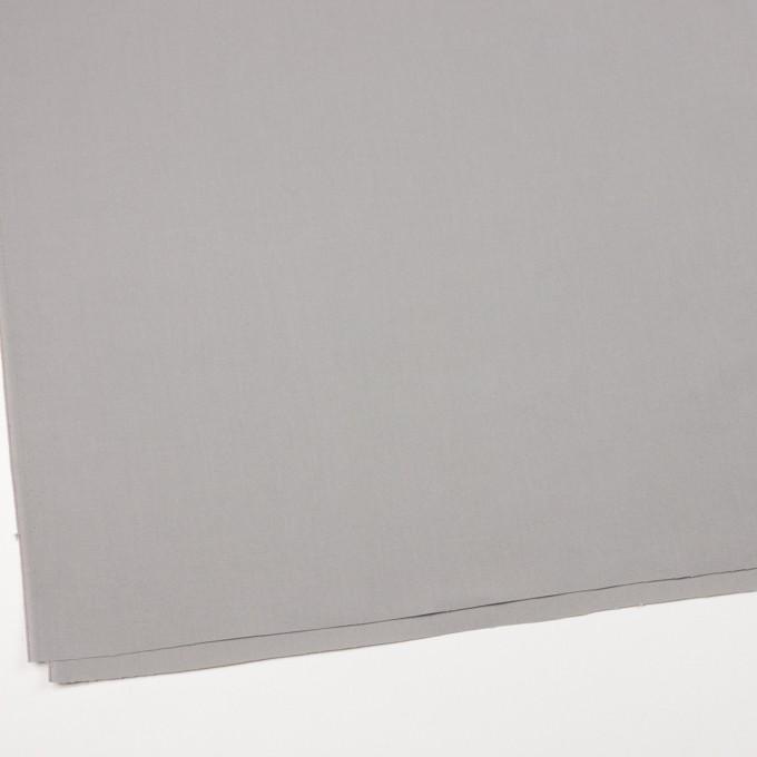コットン×無地(シルバーグレー)×フランネル_全6色 イメージ2