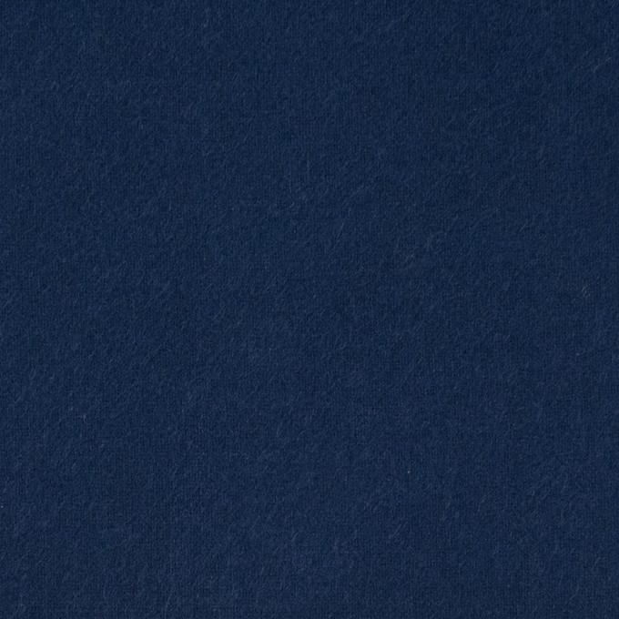 コットン×無地(ネイビー)×フランネル_全6色 イメージ1