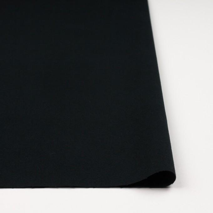 コットン×無地(ブラック)×フランネル_全6色 イメージ3