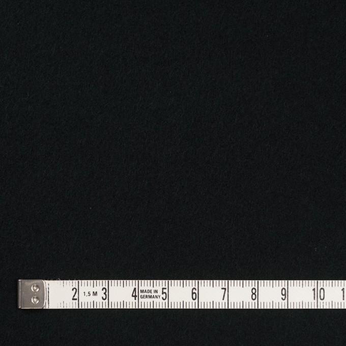 コットン×無地(ブラック)×フランネル_全6色 イメージ4