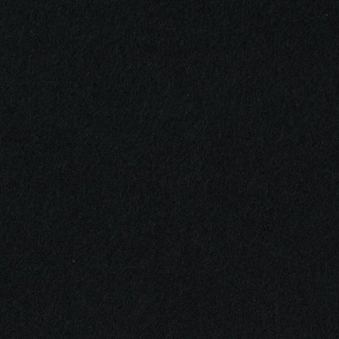 コットン×無地(ブラック)×フランネル_全6色 イメージ1
