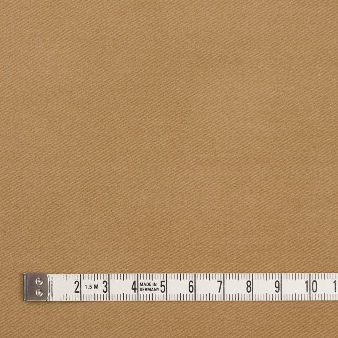 コットン&ポリウレタン×無地(ベージュ)×モールスキンストレッチ_全3色 イメージ4