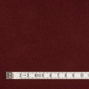 コットン&ポリウレタン×無地(エンジ)×モールスキンストレッチ_全3色 サムネイル4