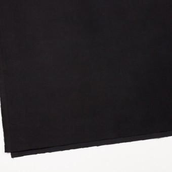 コットン&ポリウレタン×無地(ブラック)×モールスキンストレッチ_全3色 サムネイル2