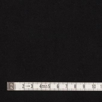 コットン&ポリウレタン×無地(ブラック)×モールスキンストレッチ_全3色 サムネイル4