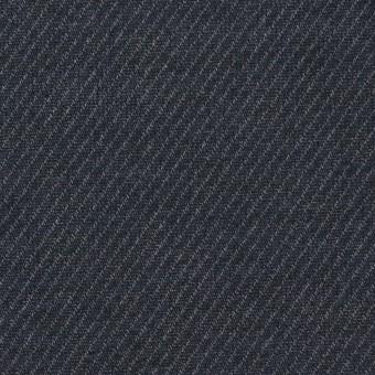 コットン×無地(アッシュネイビー)×かわり織