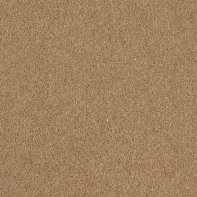 ウール×無地(チャイ)×ビーバー イメージ1