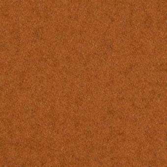 ウール&ナイロン×無地(オレンジブリック)×フラノ(フランネル)